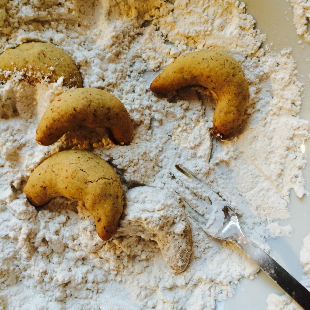 Die einzig wahren Plätzchen - Vanillekipferl nach Mamas Rezept